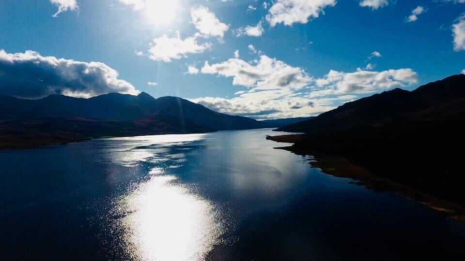 Loch Etive at Dusk